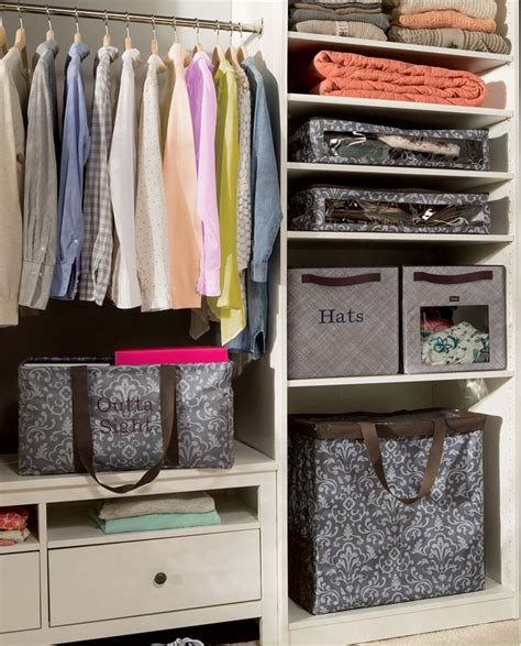 one organization organize your closet and entire home with trendy storage