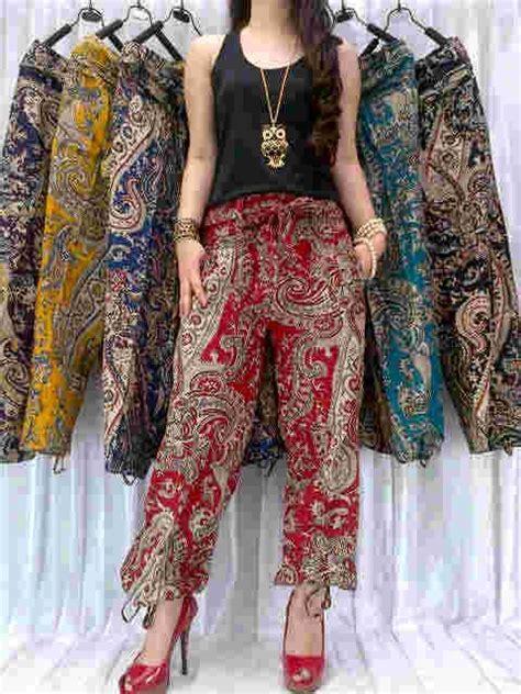 Wings Kulot by Aleva Shop Kulot Batik