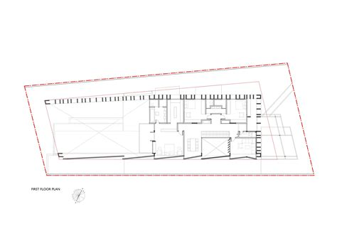 Large House Floor Plan Gallery Of Tropical Box House Whbc Architects 19