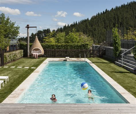 Backyard Pools Nz Four Pool Designs To Dip Your Toes Into