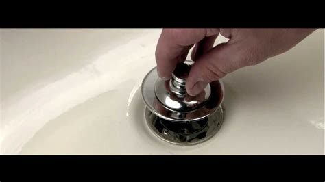 how to remove old bathtub drain bathtub stopper and drain universal nufit 174 youtube