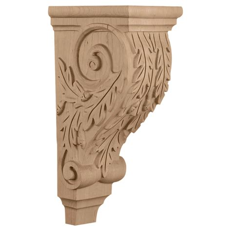 Kitchen Cabinet Corbels by Solid Wood Corbels Architectural Millwork