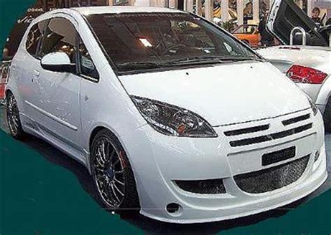 frontbumper  mitsubishi colt   avb sports car tuning spare parts