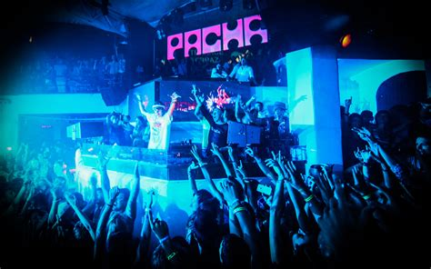 Clubs In Ra Pacha Ibiza Ibiza Nightclub