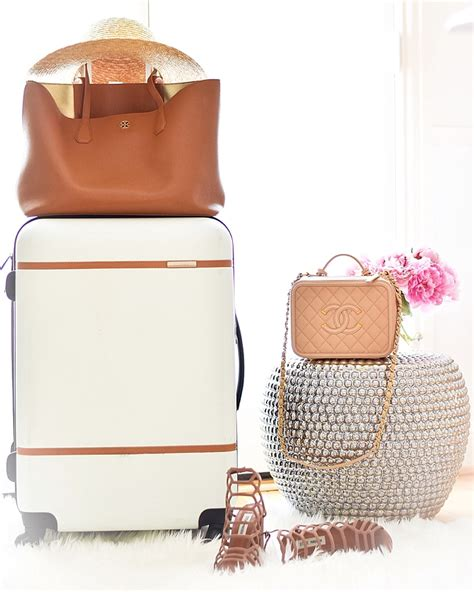Tory Burch Home Decor by White And Tan Luggage Murphy S Law