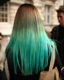 dyed hair hair on pinterest blue hair green hair and teal hair