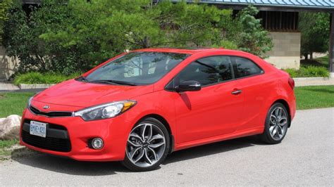 Kia Forte Coupe Kia Forte Koup Is The Most Affordable 2 Door Coupe On The
