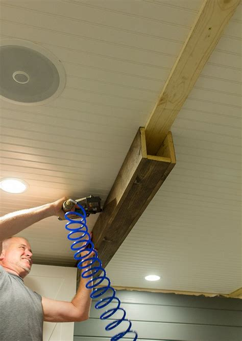 How To Make Ceiling Beams by Best 25 Faux Ceiling Beams Ideas On Faux