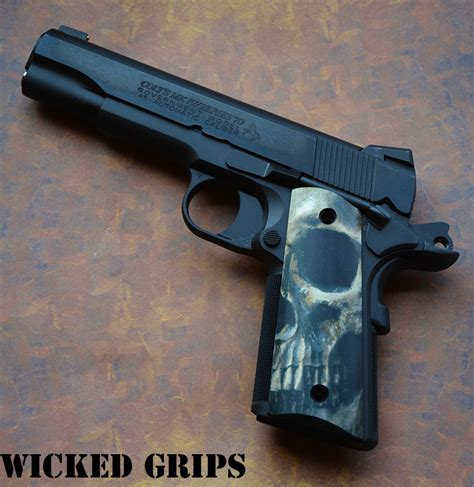 Handmade 1911 Grips - custom 1911 grips related keywords suggestions custom