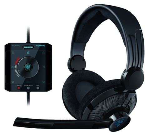 Headset Razer Megalodon razer megalodon 7 1 gaming headset eventus sistemi