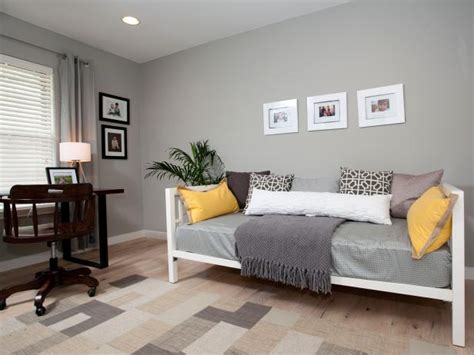 bedroom and office in one room photo page hgtv