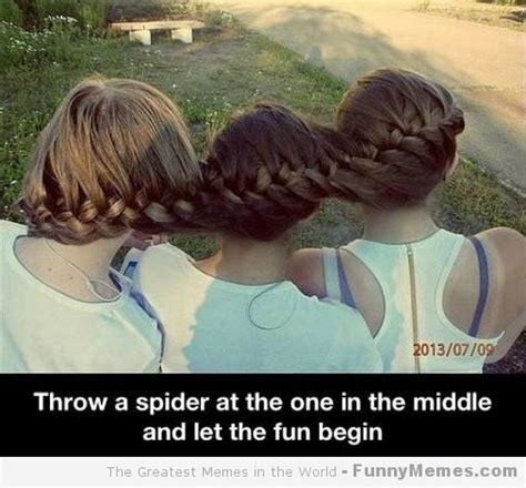 Spider Pubic Hair Meme Newhairstylesformen2014 - 1000 images about funny memes on pinterest