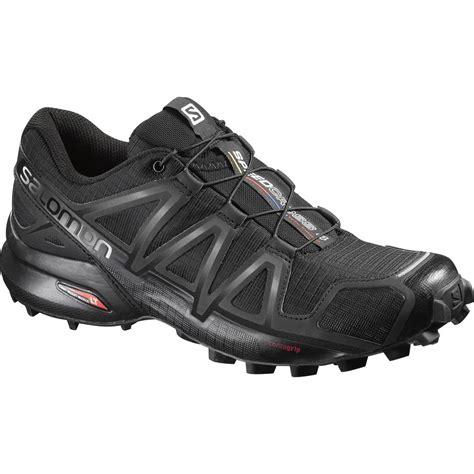 Salomon For 4 salomon speedcross 4 trail running shoe s