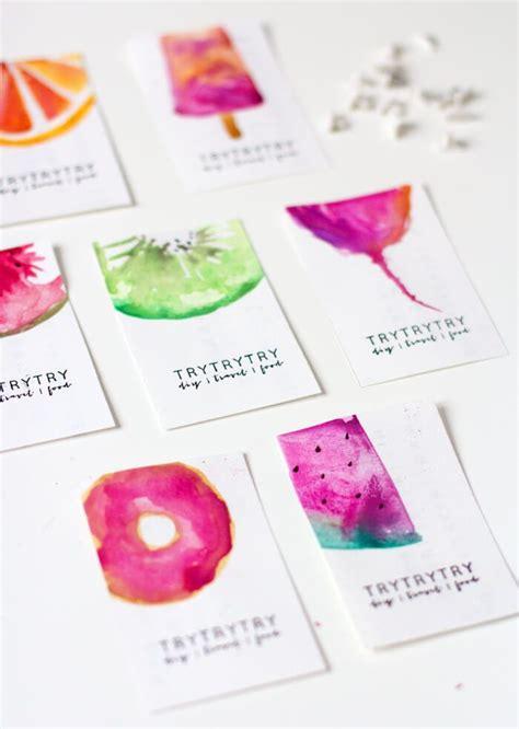 Visitenkarten Selbst Gestalten Und Drucken by 25 Einzigartige Etiketten Selbst Gestalten Ideen Auf