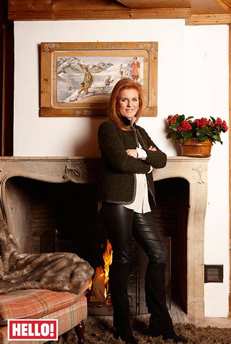 sarah duchess of york height sarah ferguson speaks exclusively to hello about her