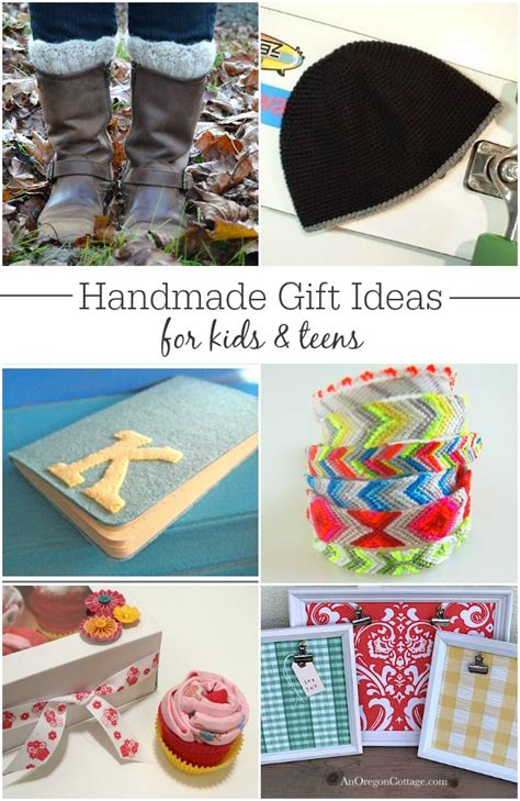 Ideas For Handmade Gifts - handmade gift ideas for and