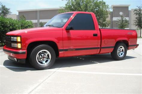 buy used 1992 chevy 1500 454ss pickup mint in palm coast florida united states