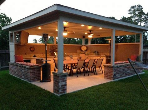 outdoor kitchen lighting ideas tips for building an outdoor kitchen in tallahassee