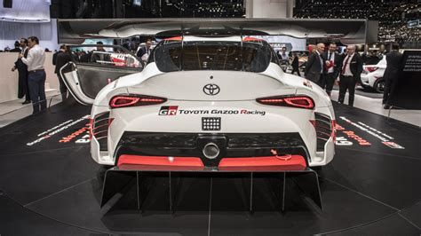 toyota shop the toyota supra won t get a manual transmission but does