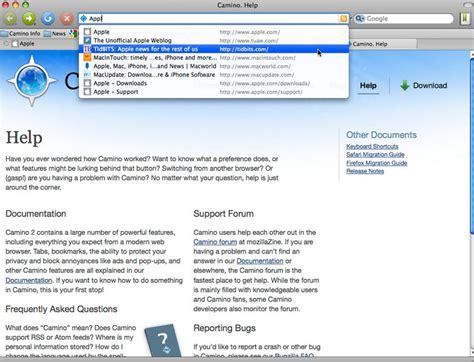 camino browser camino browser finally calls it quits 171 wti newsblog