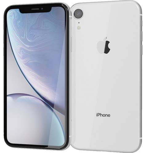 apple iphone xr 64gb dual sim wit
