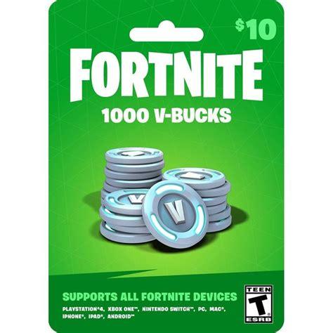 fortnite   bucks gift card xbox gift card ps