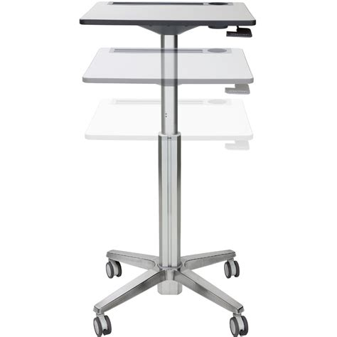 Learnfit Adjustable Standing Student Desk Ergotron 24 481 003 Standing Student Desks