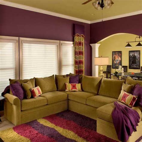 color living interior design ideas living room color scheme