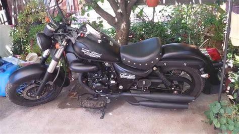 Motorrad Custom by Motorrad Custom 250cc Doovi