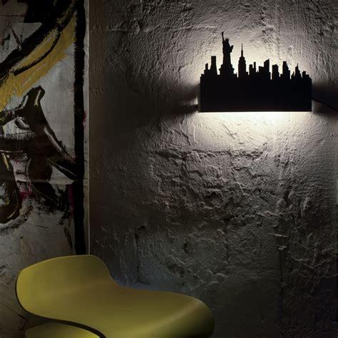 illuminazione sforzin sforzin illuminazione lada da parete sky line new