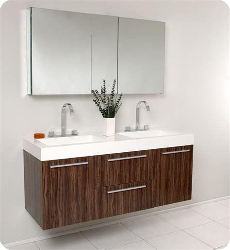 Floating Bathroom Vanities Contemporary Bathroom