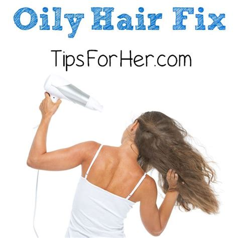 a quick fix for oily hair dry clean it one good thing 35 best hair care images on pinterest hairstyles beauty