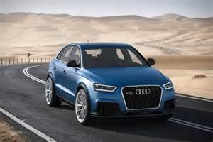 Buy Q3 Audi Audi Rs Q3 Concept Uncrate