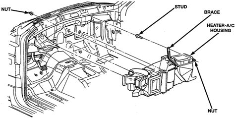 2002 dodge durango blower motor resistor wiring diagram