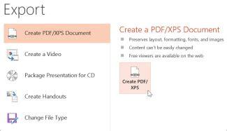 compress pdf ke ppt menyimpan persembahan powerpoint sebagai fail pdf powerpoint