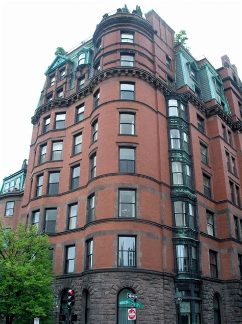 Boston Apartments Complexes Apartment Buildings Historic Buildings Of Massachusetts