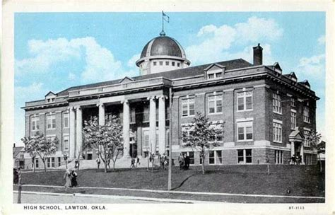 Lawton Ok Court Records Postcards From Oklahoma