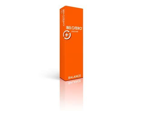 belotero balance dermal filler dermal filler provides belotero balance with lidocaine dermal filler solutions