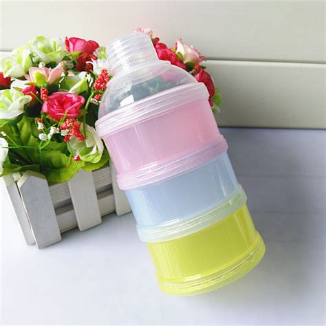 Tempat Bubuk Milk Powder Container Baby Safe 3 St Limited 1pcs Portable Baby Food Storage Milk Powder Container