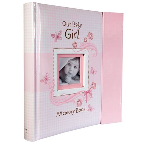 our baby girl made our baby girl memory book media books non fiction art books