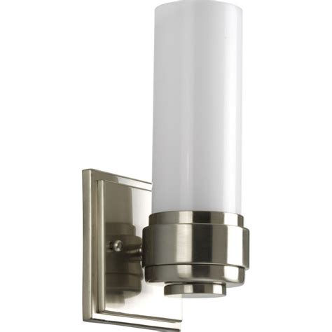 bathroom ni brushed nickel bathroom sconce best home design 2018