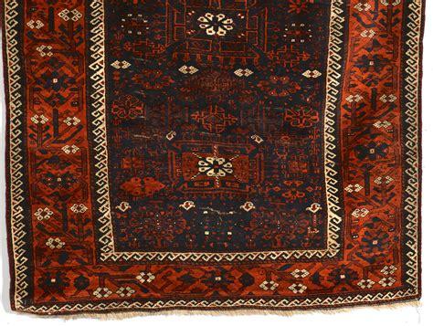 baluchi rugs lot 257 2 baluchi area rugs 1st half 20th c