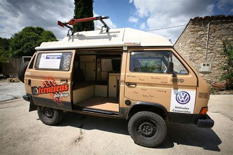 volkswagen syncro interior vw t3 t25 syncro carthago interior with weinsberg roof