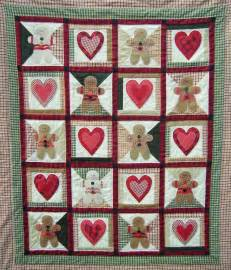 embroidery quilt patterns to make beautiful gifts and