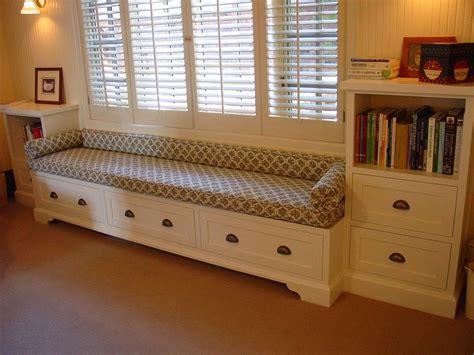 terrific  window storage bench    home