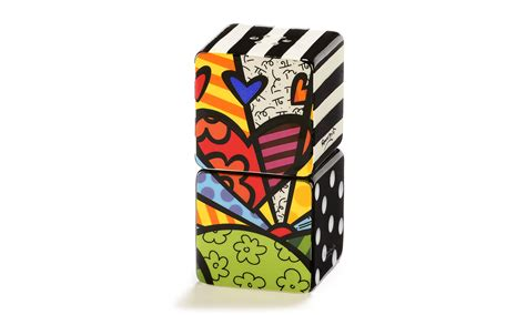 ceramic bearfoots salt and pepper shakers stacking britto stacking salt pepper shakers 2 set a new day