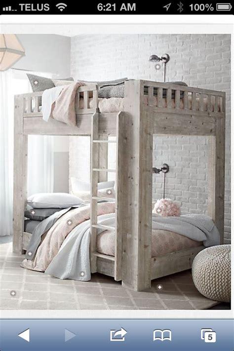 cool bunk beds restoration hardware room - Coole Doppelbetten