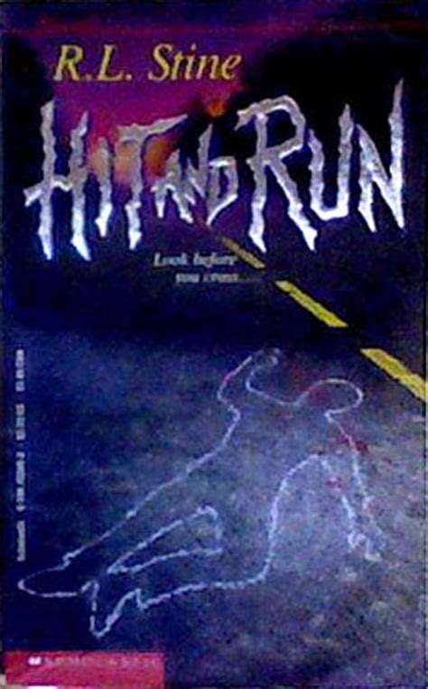 The Book L by Hit And Run Point Horror 26 By R L Stine Reviews