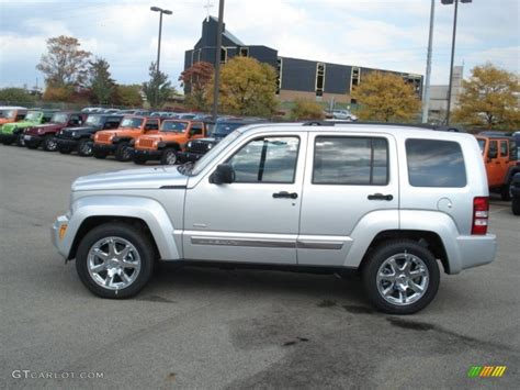 silver jeep liberty 2012 bright silver metallic jeep liberty latitude 4x4