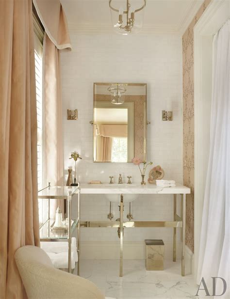 traditional bathroom  suzanne kasler interiors